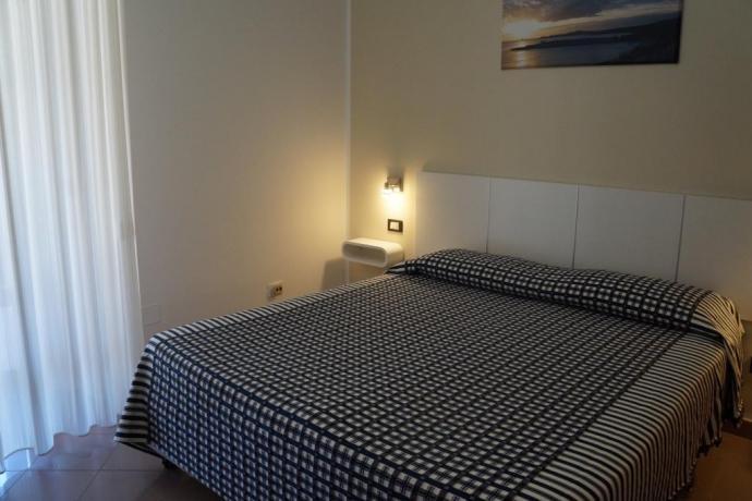 Camera moderna hotel-residence Vieste