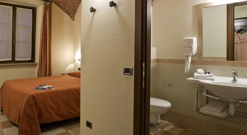 Camere Suites dotate di ogni comfort a Bra