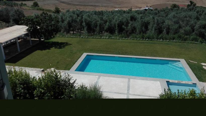 Agriturismo campagna Piscina Cellere Canino Terme Viterbo