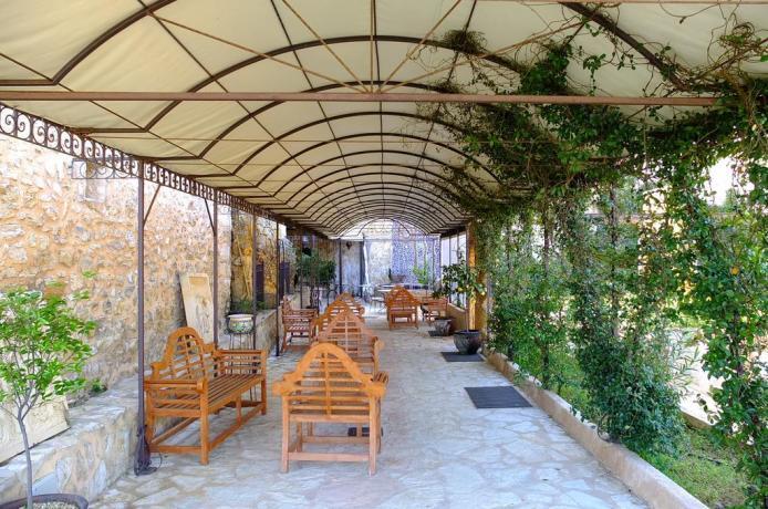 Camere in Sicilia, con Spa e giardino esterno
