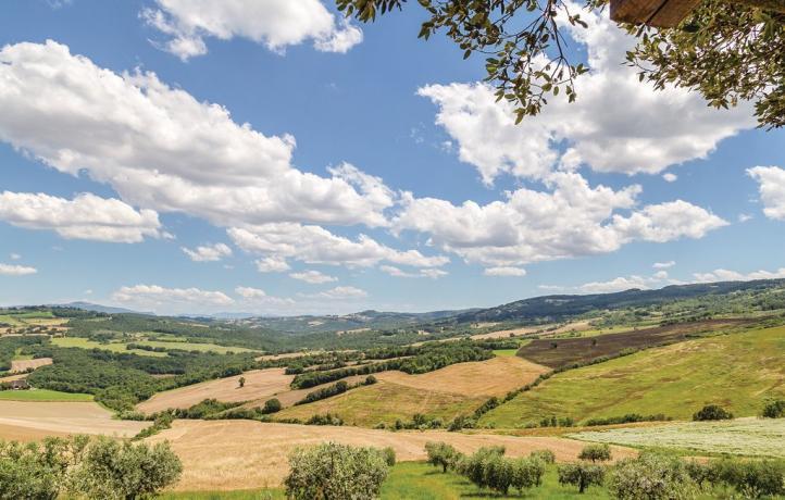 Casali in Affitto per Grandi Gruppi Marche: panoramica