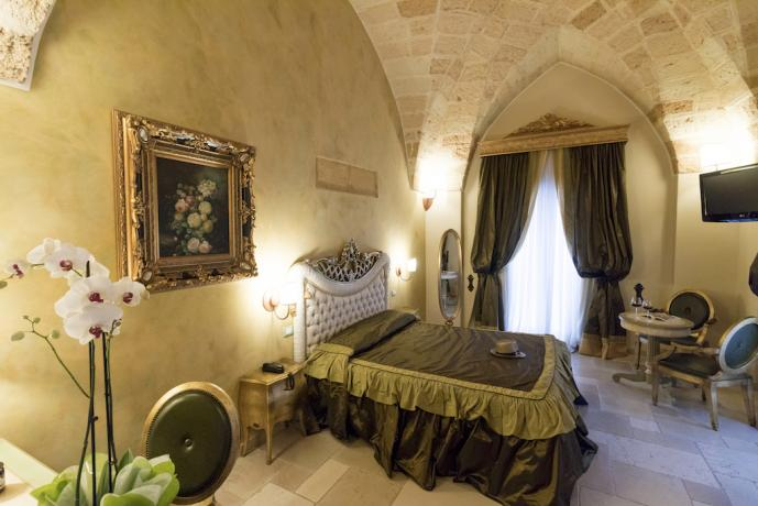 Splendida camera in Hotel Romantico nel Salento