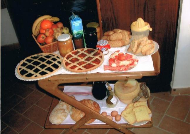 Cucina Tipica B&B Castel Ritaldi