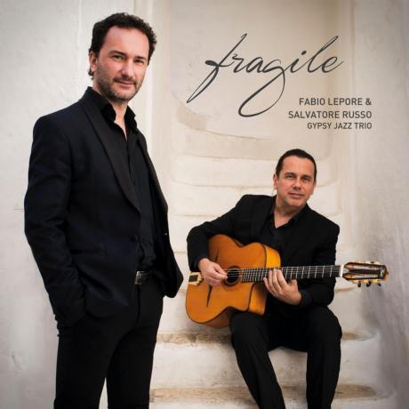 """Fabio Lepore: """"Fragile"""" secondo Disco Solista (Insegnate-di-Canto)"""