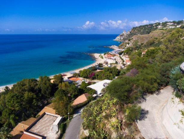 Residence in Calabria con Servizio Navetta e Animazione