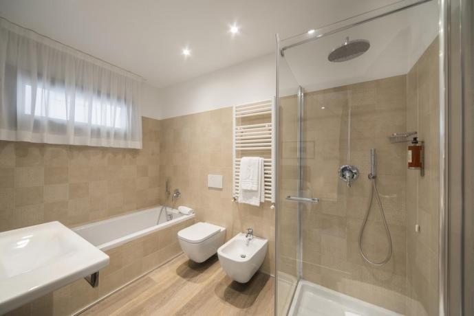 Hotel a Milano con bagno privato