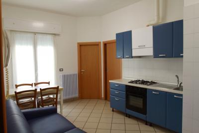 Cucina e Soggiorno appartamento Bilocale