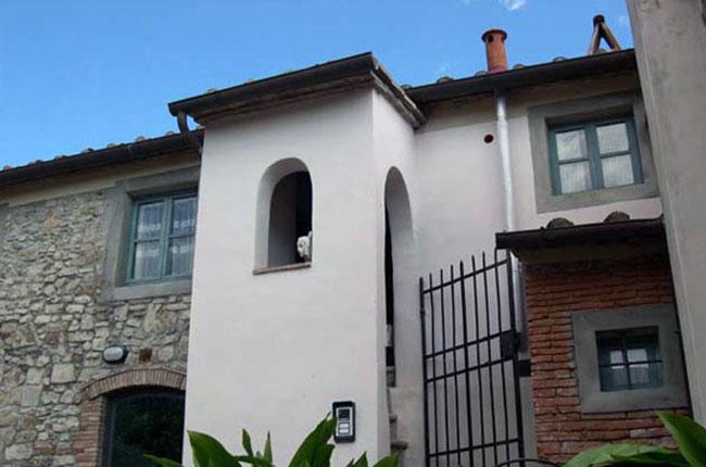 Relais Calenzano esterno appartamento Rosso