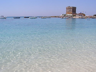 touristvillages in  porto cesareo in the province of Lecce