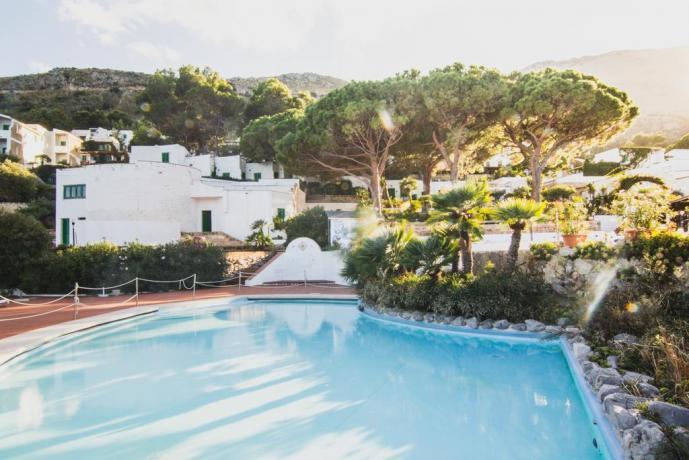 Villaggio del Mare piscina San Vito Lo Capo