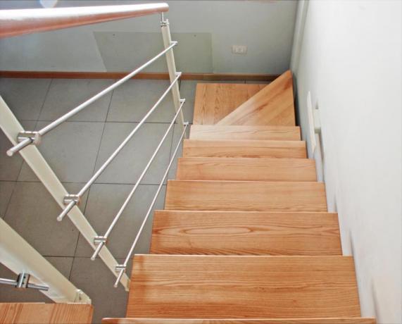 s85 scale gradini in legno