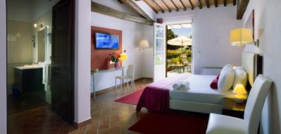Ampia Suite con giardino attrezzato