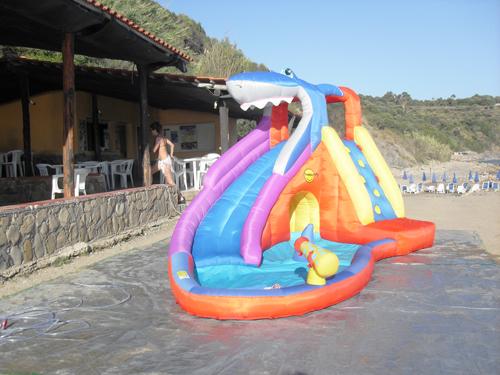 Villaggio a Palinuro con Miniclub