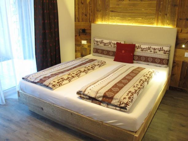Camere moderne ideali per coppie a Bolzano