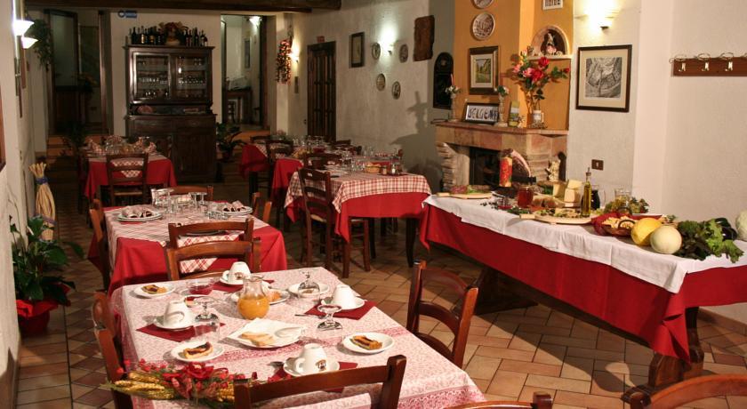 agriturismo con ristorante: vini umbri
