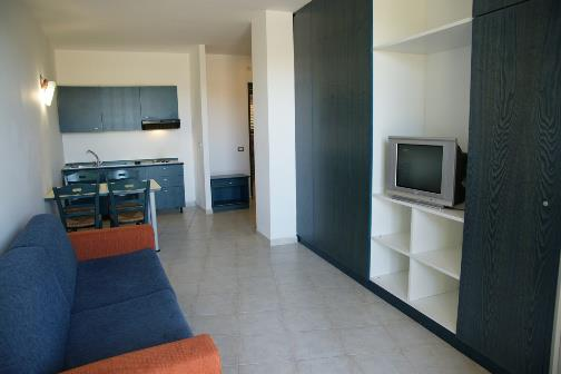 Appartamento Residence con Piscina-Ristorante-Mater