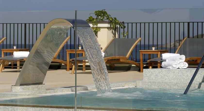 Roof Garden con piscina