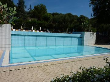 Villaggio a Palinuro con piscina per bambini