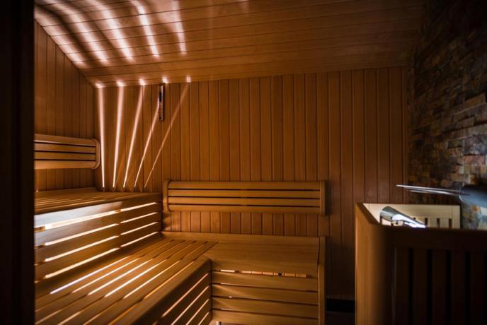 Hotel in Toscana con Sauna e Bagno turco