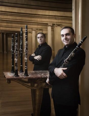 Masterclass di Clarinetto con Fabrizio Meloni