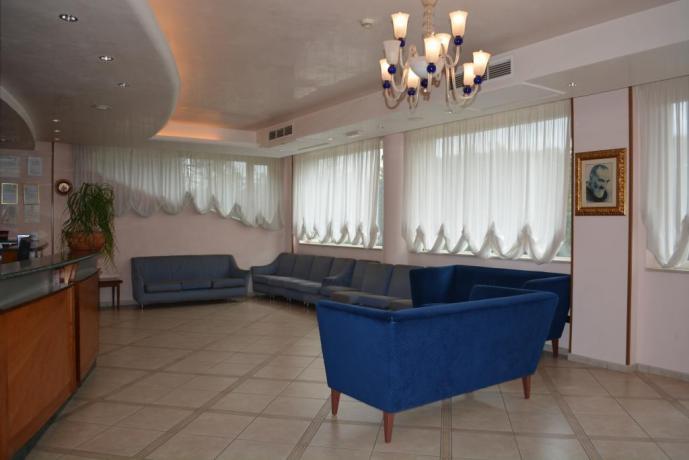 Hotel per gruppi con ristorante