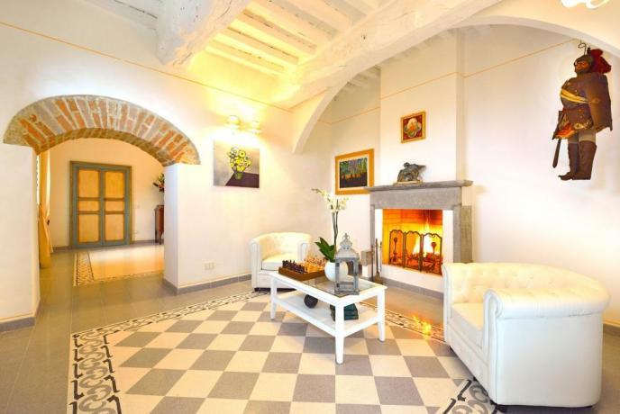 Affitto Villa con Camino a Perugia