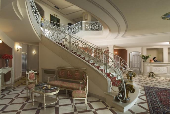 Hotel nella Valle del Chianti con spa