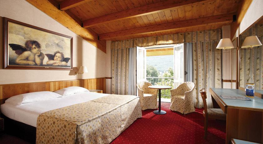 Letti King Size in Hotel Benessere Norcia