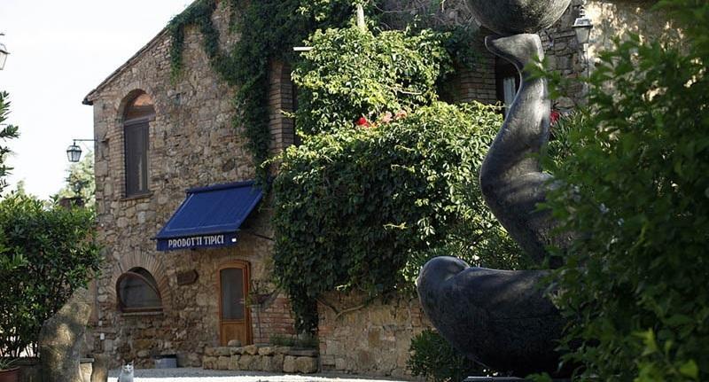 Agriturismo a Volterra con punto vendita