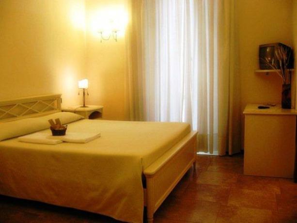 Camere vicino Posillipo e al Porto Napoli