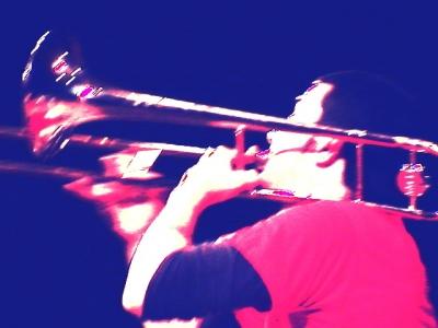 Trombettista Young Jazz In Town Foligno