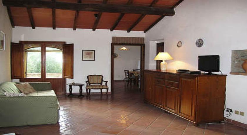 Soggiorno con terrazzo appartamento Perugia