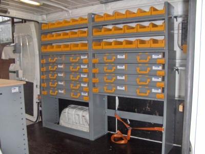 Valigette porta minuterie e contenitori