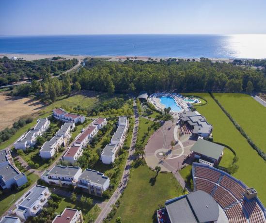 Cassano allo Ionio: Villaggio turistico 4 stelle