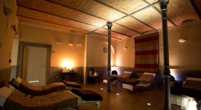 Sala Massaggi per soggiorni rilassanti in Emilia