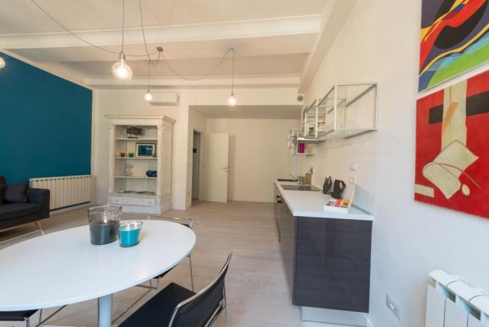 Appartamento 2 camere, 2 bagni e cucina Perugia