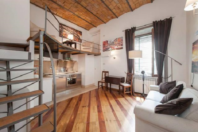 Soppalco Relax in Casa Vacanza a Roma