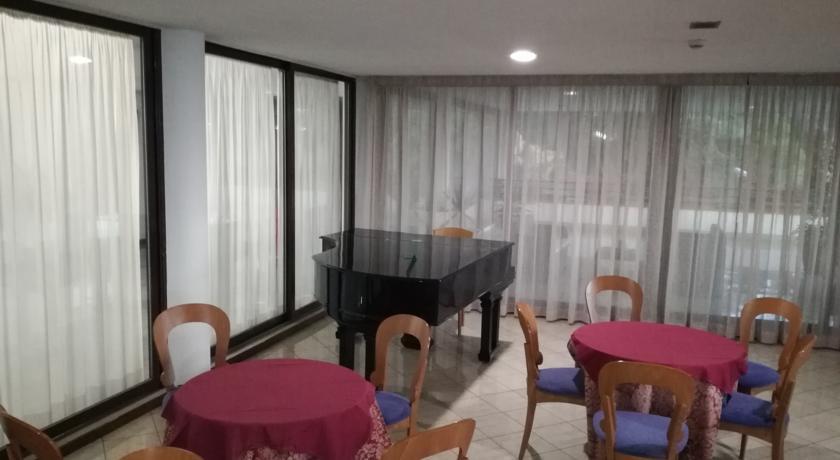 Sala ristorante Hotel a Palestrina