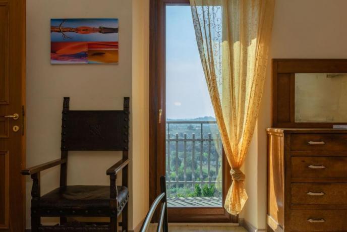 Appartamenti con finestra panoramica a Rieti