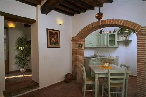 Camera con angolo Cucina La Tenuta