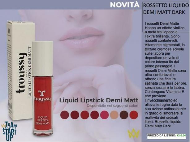 Imperya-Catalogo Rossetto Liquido