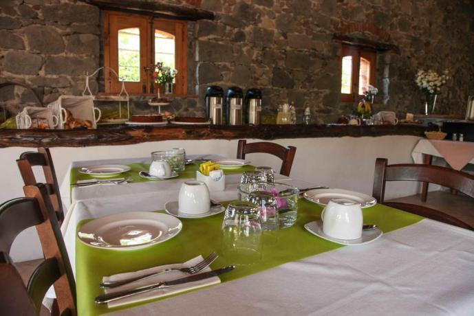 Agriturismo con ristorante km0 vicino a Taormina