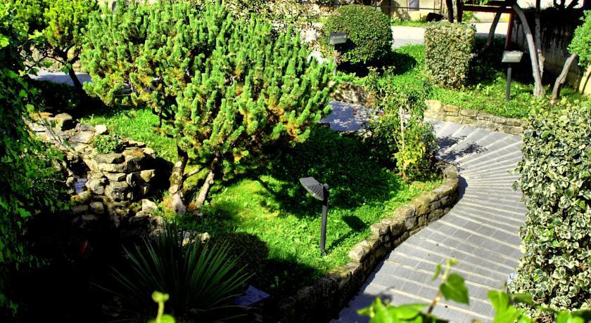 Hotel con parco a Gubbio