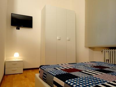 Camera Venezia con armadio e TV