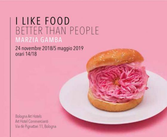 Marzia Gamba - I like food better than people