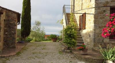 Casa per 6 persone campagna di Siena