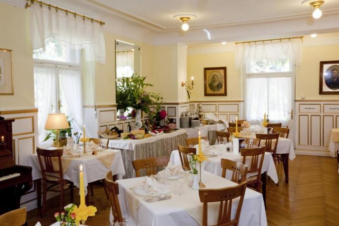 Romantico ristorante in Hotel a Merano