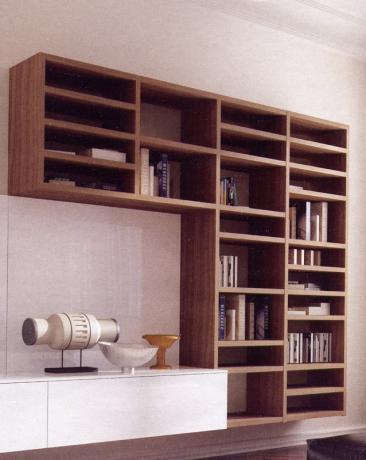 Soggiorni classici e moderni in legno massello soggiorni - Soggiorni in legno ...