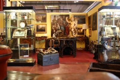 Galleria dipinti antichi epoche XVII XVIII vendita online