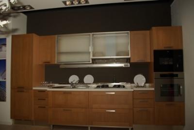 Cucina moderna con elettrodomestici rex Cucine Componibili ...